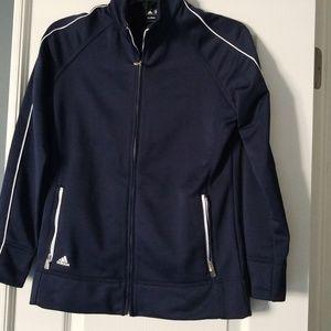 Adidas Climalite Track Jacket size small